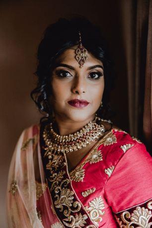 Indian Bridal Makeup artist durban KZN South africa (2)