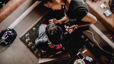 Indian Bridal Makeup artist durban KZN South africa (4)
