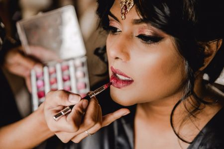 Indian Bridal Makeup artist durban KZN South africa