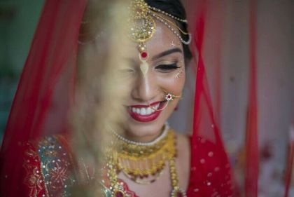 Bridal Makeup Artist Indian wedding bridal eastern makeup