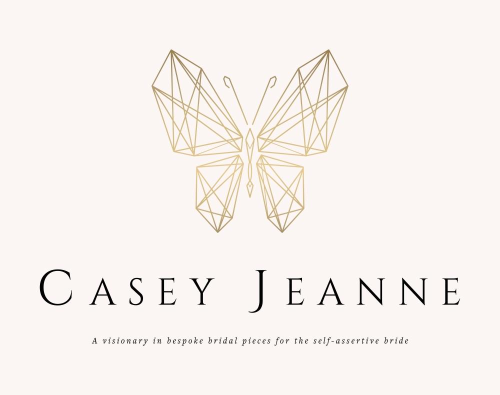 Casey Jeanne wedding dress designer south africa KZN